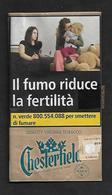 Busta Di Tabacco - Chesterfield 2016 N.7 Da 30g - Etichette
