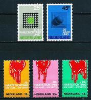 Holanda Nº 916/20 En Nuevo - Periodo 1949 – 1980 (Juliana)