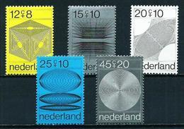 Holanda Nº 908/12 En Nuevo - Periodo 1949 – 1980 (Juliana)