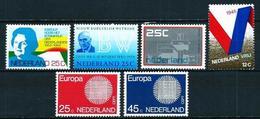 Holanda Nº 905/7-913/15 En Nuevo - Periodo 1949 – 1980 (Juliana)