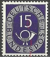 VARIETY ---GERMANY -- 1951 MNH LUX - Neufs