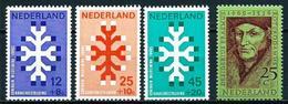 Holanda Nº 896/9 En Nuevo - Periodo 1949 – 1980 (Juliana)
