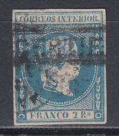 1863  Edifil Nº 14 - Filipinas