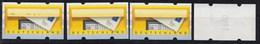 BRD, Michel-Nr. ATM 5, 4 X DRUCKAUSFALL I. Versch. Stufen,1x Nr.1860 !!, Feinst Xx Postfrisch, 18.2-13 - [7] Federal Republic