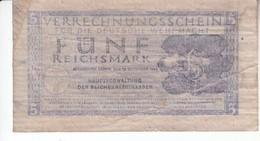 3811   5 REICHMARK   FALSCH - 50 Reichsmark