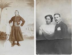 Algérie)   TLEMCEN  - Souvenir Affectueux Emile Laroche Josephine Durand - Tlemcen