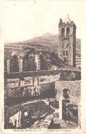FR66 PRATS DE MOLLO - Barboteu - L'église Et Les Remparts - Belle - Frankrijk