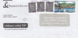 LETTRE. COVER.  FRENCH MAYOTTE. LETTRE. MAMOUDZOU - Unclassified