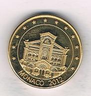 10 SPECIMEN 2012 MONACO /1468/ - Monaco