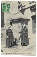 23-AUBUSSON-Fontaine Sainte-Catherine...1915  Animé - Aubusson
