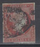 "1869 - 1874 Edifil Nº 20E, "" HABILITADOS POR LA NACION "" - Filipinas"
