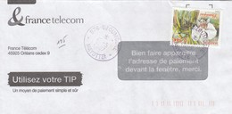 LETTRE. COVER.  FRENCH MAYOTTE.  DZOUMOGNE - Unclassified