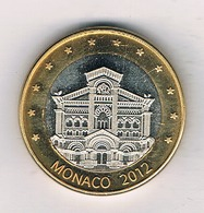 1  SPECIMEN 2012 MONACO /1469/ - Monaco