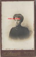 CDV Camille DUPUIS ? Photo  Thérouanne à Desvres (62) - Antiche (ante 1900)