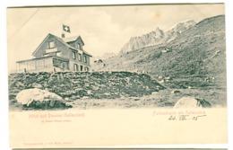 Hôtel Und Pension GALLENSTOCK Furkastrasse 1905 - VS Valais