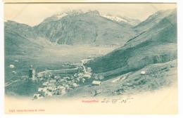 HOSPENTHAL Panorama Um 1905 - UR Uri