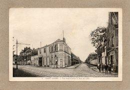 CPA - SAINT-ANDRé (59) - Aspect Du Carrefour De La Rue Sadi-Carnot Et De La Rue De Lille En 1948 - Francia