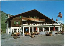 LES MOSSES Hotel Rest. Les Fontaines - VD Vaud