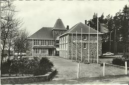 Harre -- Hôtel Vieil Hermitage.  (2 Scans) - Manhay