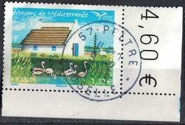 France 2018 Oblitéré Rond Daté Used Euromed Postal Maisons De Méditerranée SU - France