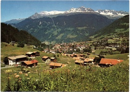 KLOSTERS Mit Madrisa - GR Grisons