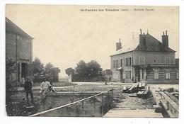 Saint PARRES Les VAUDES Huilerie TAQUET Aube Près Bar Sur Seine Essoyes Vendeuvre Lusigny Sur Barse Troyes En Champagne - France