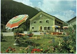GIARSUN STATION GUARDA Restaurant Posta Veglia - GR Grisons