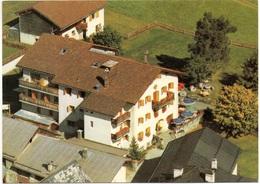 GUARDA Flugaufnahme Hotel Buin Und Dependance Bes. Fam. S. Viletta - GR Grisons