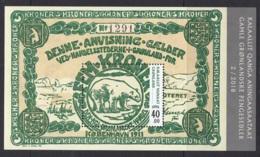 1.- GREENLAND 2018 Old Greenlandic Banknotes - Groenlandia
