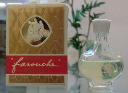 FAROUCHE - EDT 6 ML Ancien De NINA RICCI - Miniatures Modernes (à Partir De 1961)