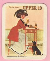 Bierviltje - Style Beer - UPPER 19 - Van Roy Wieze - Sous-bocks