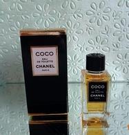 """Miniature """"COCO"""" De CHANEL Eau De Toilette 4 Ml Dans Sa Boite - Miniatures Modernes (à Partir De 1961)"""