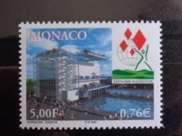 MONACO 2000 Y&T N° 2252 ** - EXPOSITION UNIVERSELLE A HANOVRE - Monaco