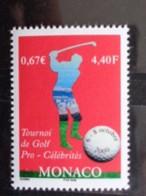 MONACO 2000 Y&T N° 2254 ** - TOURNOI DE GOLF PRO CELEBRITES - Monaco