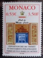 MONACO 2000 Y&T N° 2255 ** - CLUB DE MONTE CARLO - Neufs