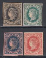1864 Edifil Nº 17 / 20  /*/ - Filipinas