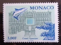 MONACO 2000 Y&T N° 2268 ** - NOUVEL AQUARIUM DU MUSEE OCEANOGRAPHIQUE - Monaco