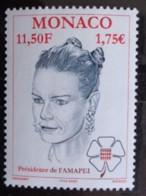 MONACO 2000 Y&T N° 2275 ** - AMAPEI, EFFIGIE DE STEPHANIE PRINCESSE - Neufs
