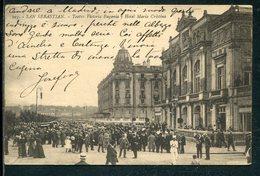 "Spanien / 1927 / AK San Sebastian ""Teatro Victoria Eugenia Y Hotel Maria Christina"" (10220) - Guipúzcoa (San Sebastián)"