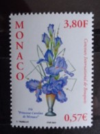 MONACO 2000 Y&T N° 2282 ** - CONCOURS INTERN. DE BOUQUETS - Neufs