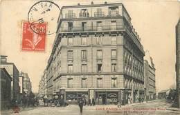 75017 - TOUT PARIS - Carrefour Des Rue Saussure Et Tarbé En 1910 - District 17