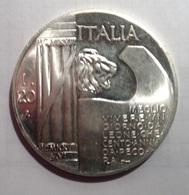 TOKEN GETTONE JETON MEDAGLIA MUSSOLINI 1945 LIRE 20 - Monetari/ Di Necessità