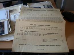 A Budapesti IV Keruleti Vegyes Ipartestulet Vesnok Es Belyegzokeszitok Szakosztalya 1928 - Factures & Documents Commerciaux