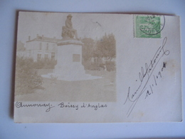 CARTE PHOTO ANNONAY - Annonay