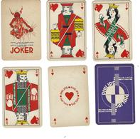 OLD CARDGAME, OUD KAARTSPEL, PHILIPS, ARLITA, 52 CARDS + 1 JOKER + THE BOX - Playing Cards