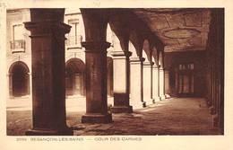 Besançon Braun 2558 Cour Des Carmes - Besancon