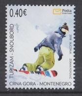 3.- MONTENEGRO 2018 Tourism - Snowboard - Montenegro