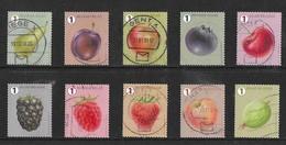 2018 - Fruit Gest./obl. - Belgique