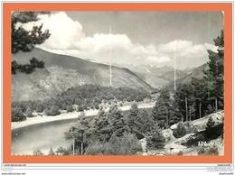 A598 / 371  Andorre ENCAMP Estany D'Engolasters ( Timbre ) - Andorre