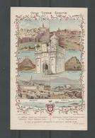 Holy Card.  Opus Terrae Sanctae 1896. - Religion & Esotérisme